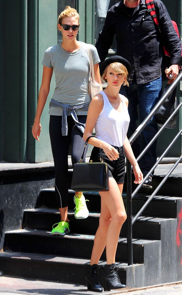Taylor Swift & Karlie Kloss from The Big Picture: Today's Hot Pics | E! Online