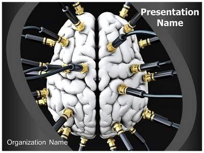 Las 25+ mejores ideas sobre Artificial brain en Pinterest - brain powerpoint template