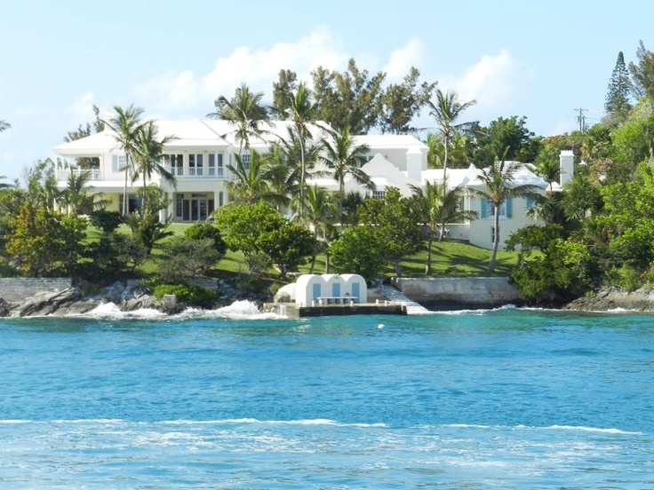 #BeachHouse #Bermuda Could this be Cooper's place?
