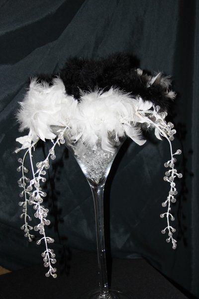 Deco De Table Noir Et Blanc Fabulous Idees De Decoration Interieure