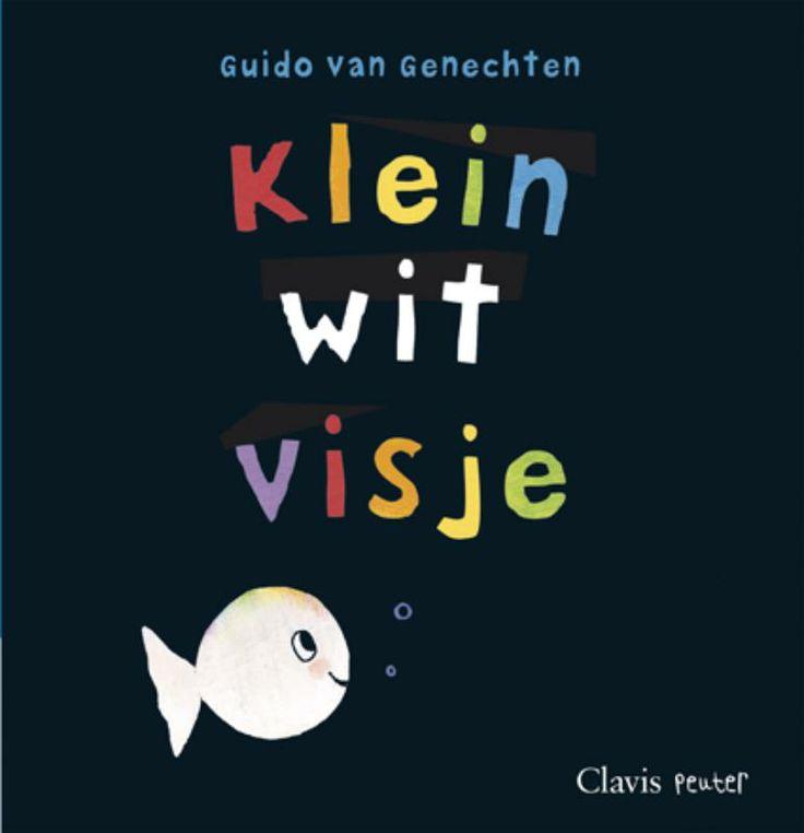 Klein wit visje is op zoek naar zijn mama. Hij komt dieren tegen in alle kleuren: een rode krab, een oranje zeester, een gele slak, een groene schildpad. Met dit boek leren peuters op een speelse manier kleuren herkennen en benoemen.