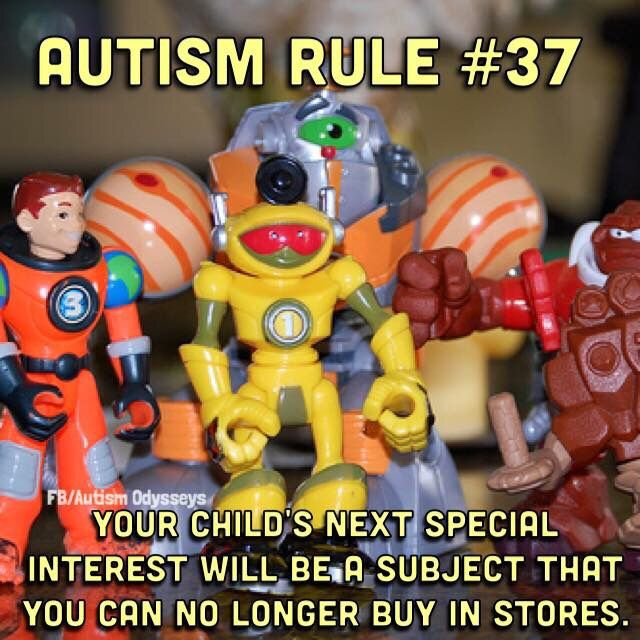 "#autism #humor :)  Penina Rybak MA/CCC-SLP, TSHH CEO Socially Speaking LLC Author: ""Autism Intervention in the iEra"" Website: www.SociallySpeakingLLC.com"