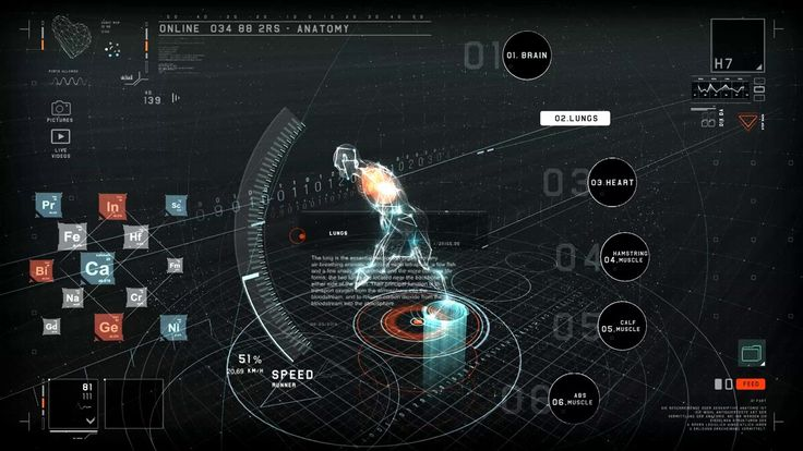 Medical Interface 2.0 » [2RISE]
