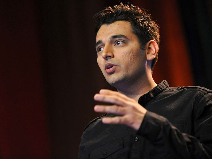 Pranav Mistry: The thrilling potential of SixthSense technology via TED  UNBELIEVABLE