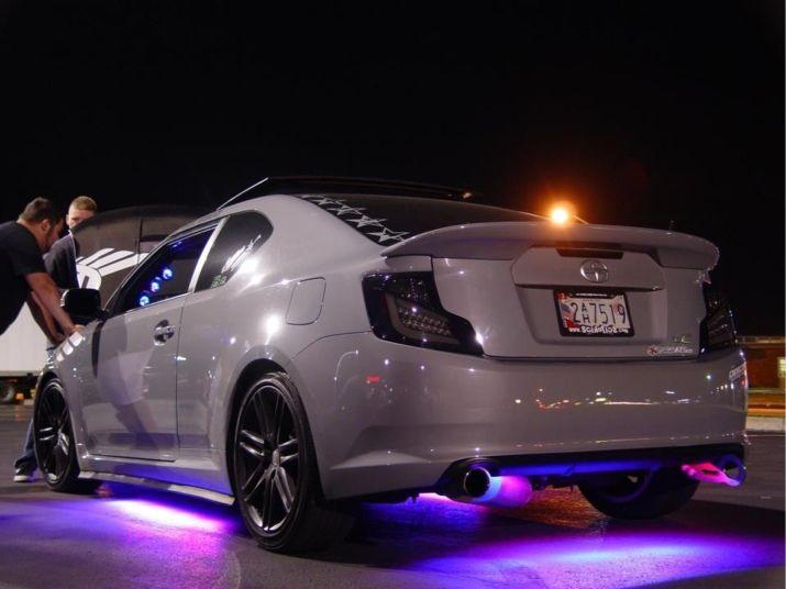 2011 Turbocharged Scion tC