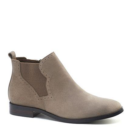 Diana Ferrari Sinclair Flat Chelsea Boot