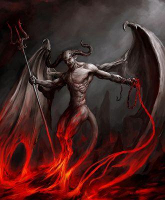UPaP Copyright from Mora : Diabeł - prawdziwy rys historyczny