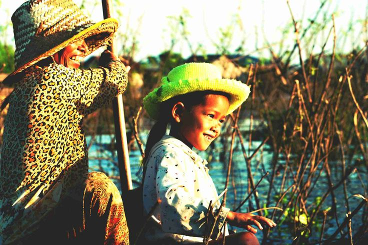 The Floating village   Cambodia http://just-read-it.cz/floating-village/