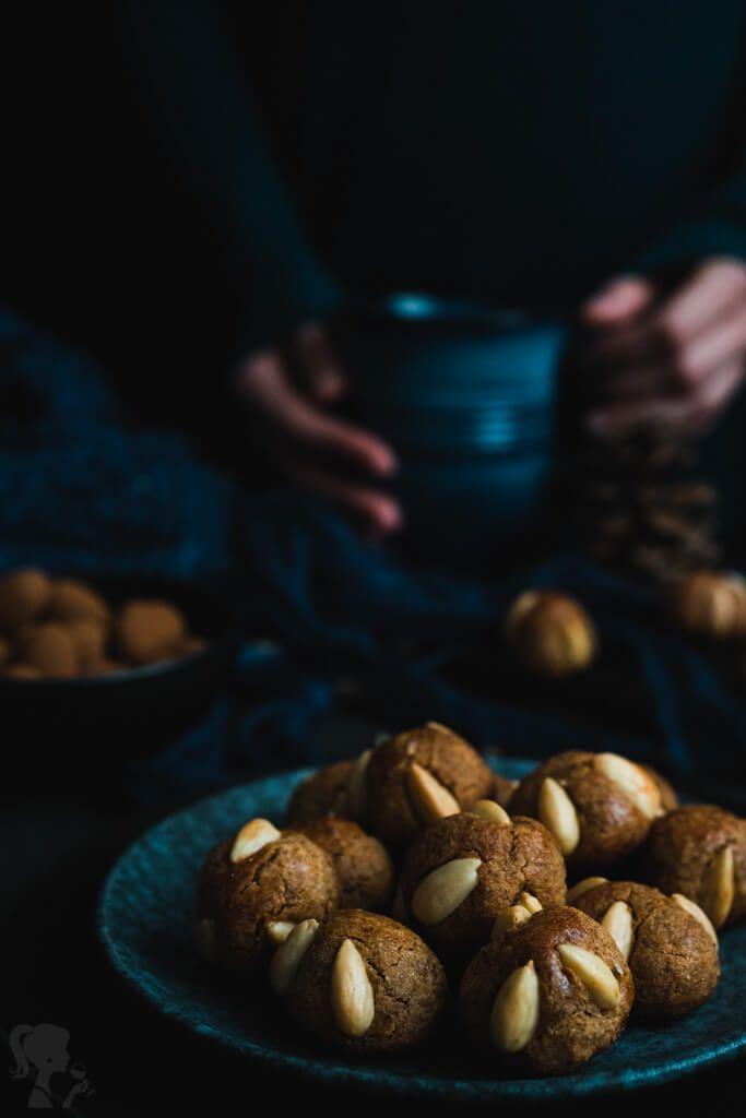Mandľové sušienky - Bethmännchen