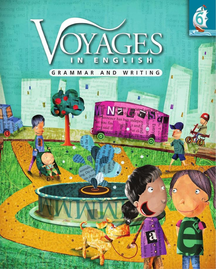 Voyages in English Grade 6 Student Book  Voyages in English textbooks help…