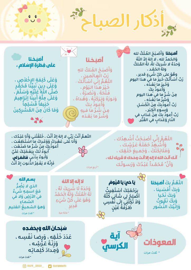 اذكار الصباح Islamic Quotes Wallpaper Islamic Quotes Islamic Love Quotes