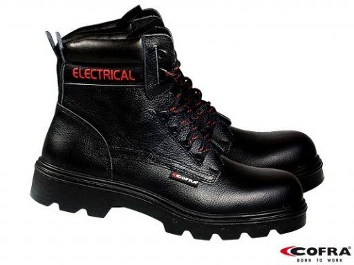 BUTY COFRA BRC-ELECTRICA - INTERNETOWY SKLEP BHP - artykuły i sprzęt bhp, odzież robocza, środki ochrony indywidualnej