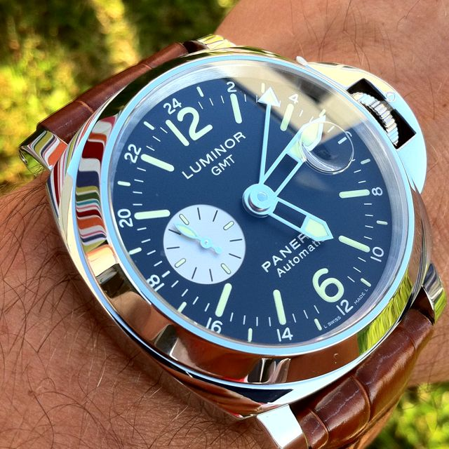 Panerai Luminor GMT -  PAM88