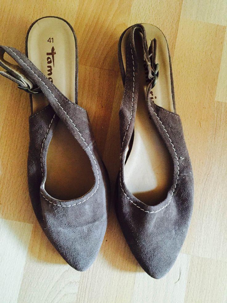 Tamaris Schuhe Gr. 41 - 1 x getragen