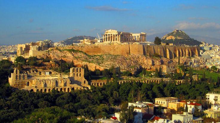 Diez lugares imperdibles de Grecia https://link.crwd.fr/2Bwu #HotelesEnSantaMarta #FincasEjeCafetero #AlquilerDeCabañas #AlquilerDeFincasEnAntioquia #AlquilerDeFincasEnMelgar #FincasDeTurismo #PaquetesTuristicos #CasasCampestres