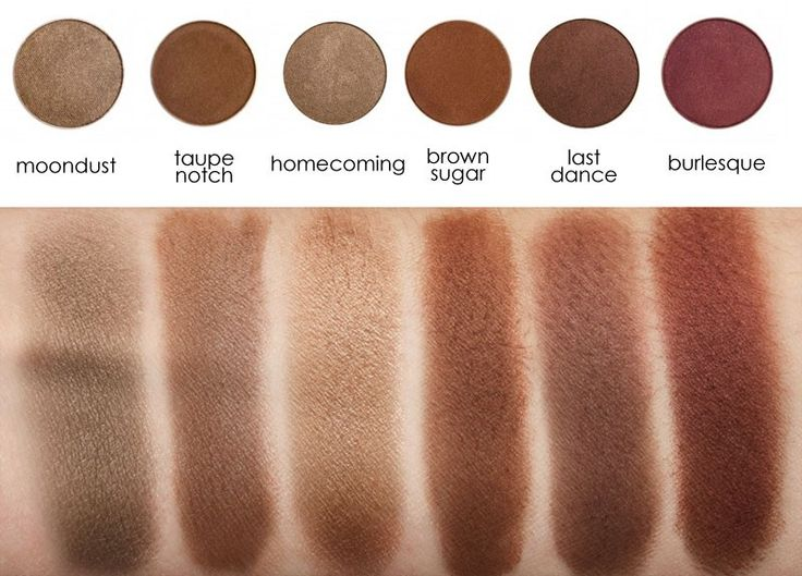 Makeup Geek Eyeshadow Pan - Taupe Notch - Makeup Geek Eyeshadow Pans - Eyeshadows - Eyes