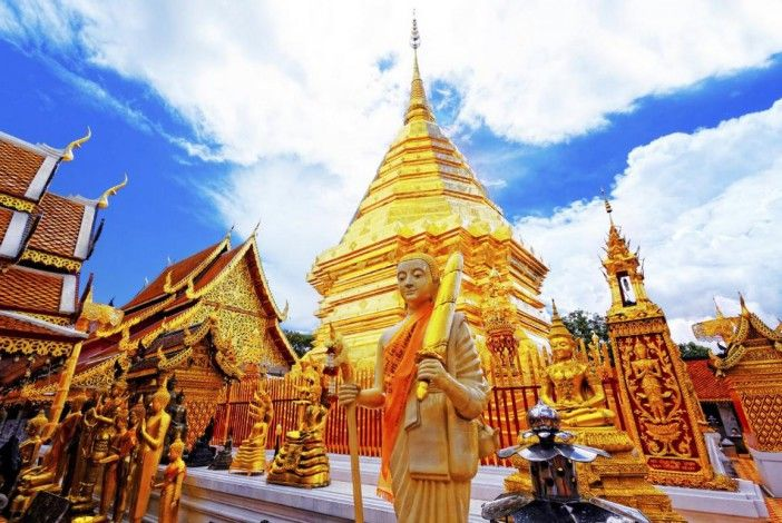 Chiang Mai : Une capitale culturelle au nord de la Thailande