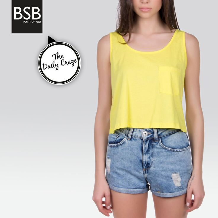 #Lemon_yellow takes the stage! #BSB_SS14