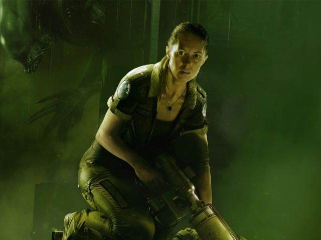 Alien Isolation PlayStation 4 Review: Acid-for-Bloody