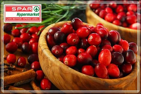 #SPARIndiaFoodFacts Cranberries also known as 'karonda' (Hindi) are small acidic berries which grow on evergreen shrubs that are native to North America. They can be processed into juice, jam, sauce or candies and nourishes the body with carbohydrates, proteins, minerals like calcium, phosphorus, iron, sodium, magnesium, potassium, zinc and a host of vitamins. There is significant evidence that suggests that cranberry juice helps to prevent urinary tract infection. Cranberries also have…