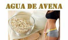 Agua de avena para adelgazar. En el blog Baja de Peso Ya nos enseñan cómo hacer una receta casera para perder peso