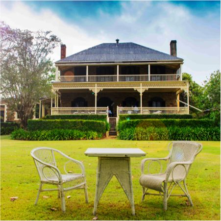 Did you know Henry Lindeman built Cawarra Homestead in 1855? The house still remains in the family today as the Lindeman's brand icon.