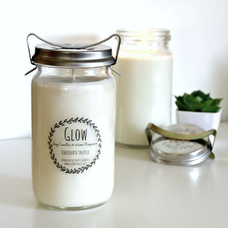 No. 20 Vintage Fowlers jar candle.  Handcrafted soy candles by Glow   www.glowcandles.net