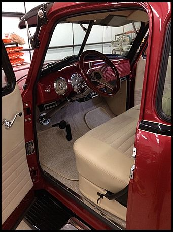 86 best images about chevy interiors on pinterest cars chevy and 2014 jeep wrangler for Stevens transport trucks interior