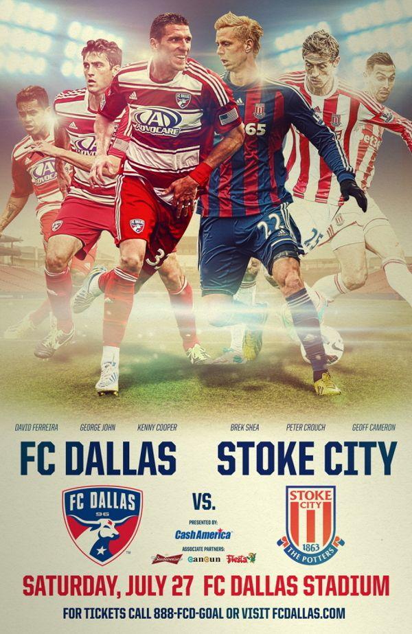 11x17 Match Poster by Erik Davila, via Behance