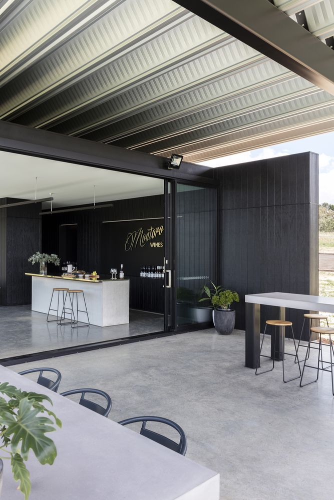 Charming Breaking Stereotypes, This Winery Shows Us Its Contemporary Style