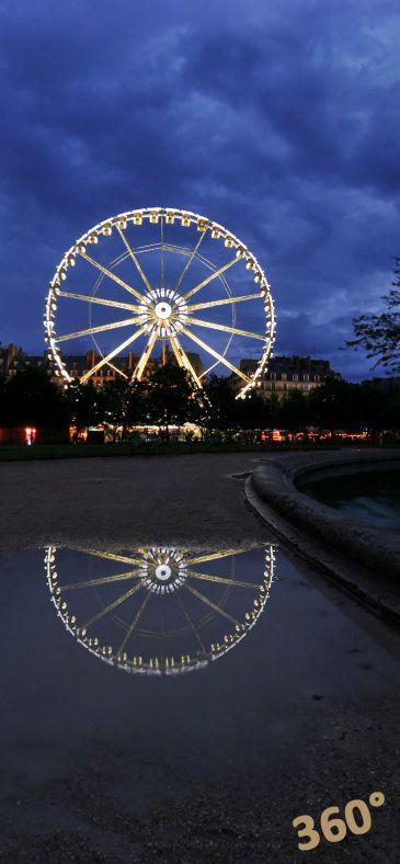 La Grande Roue - Paris, France