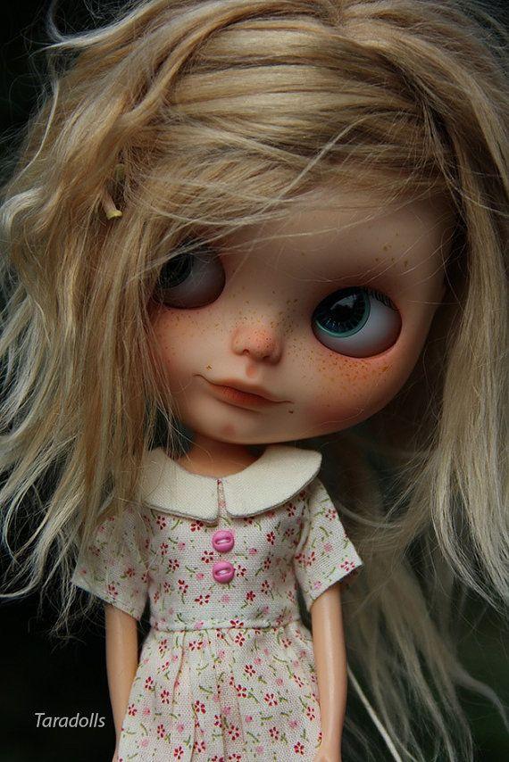 Anatole custom blythe doll art ooak by Taradolls by ...