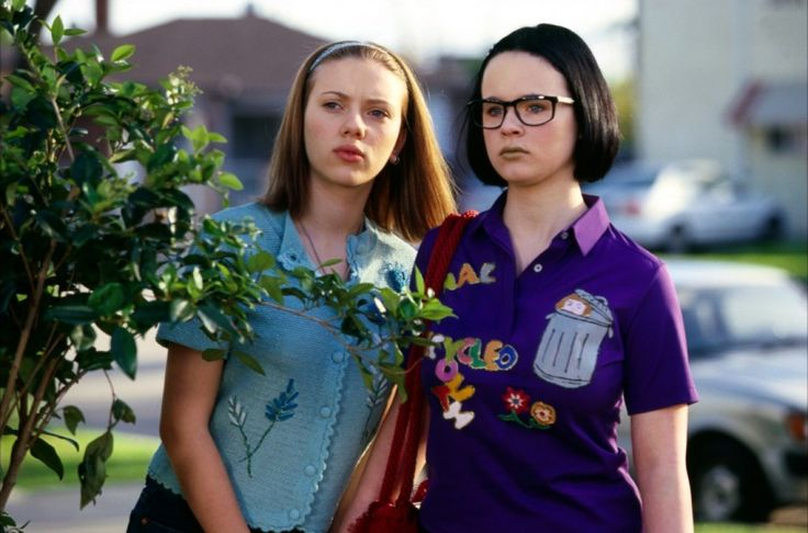 LES TEEN MOVIES LES PLUS FASHION - Ghost World