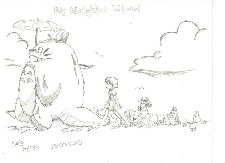 118 Best My Neighbor Totoro Images