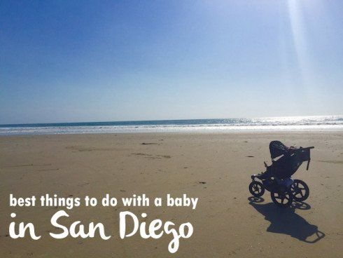Things to do in San Diego with a baby or toddler