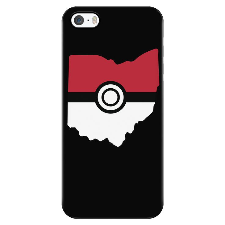 Pokemon USA American State Iphone Case - TL00623PC