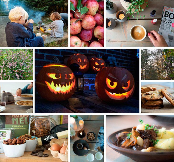 Inspiration og ideer til gratis og super hyggelige ting og små oplevelser man kan fylde sin efterårsferie derhjemme med - læs med her