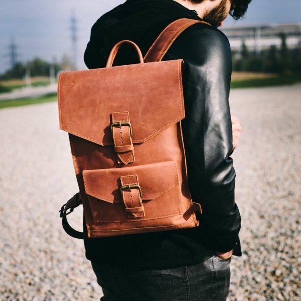 Holla Backpack Brandy