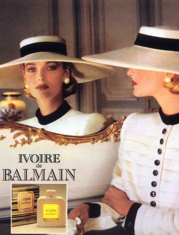 Chanel 1988 perfume ad