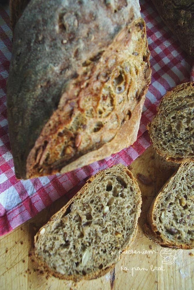 Z pieczeniem za pan brat: Domowy chleb drwala