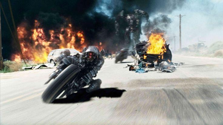 TERMINATOR sci-fi action movie film (47) wallpaper background