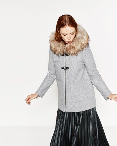 Zara jacken damen online shop