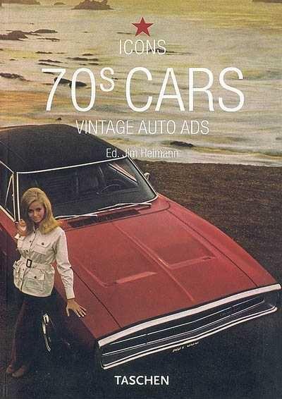 Taschen – 70s Cars