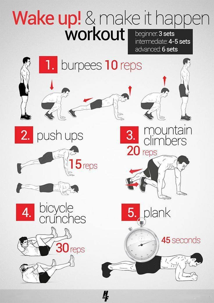 a50be924bfa5064db13636761778cff7 Best short morning workout for everyone