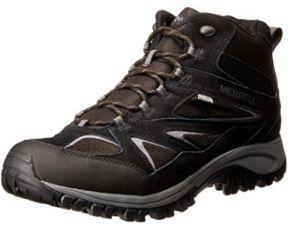 Merrell Men s Phoenix Bluff Mid Waterproof Hiking Shoe Hiking Boots