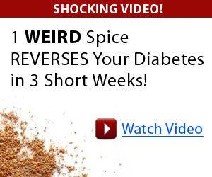 wierdspice33.com | Shocking Video! 1 Weird Spice Reverses Your Diabetes In 3 Short Weeks ...: 21 Day