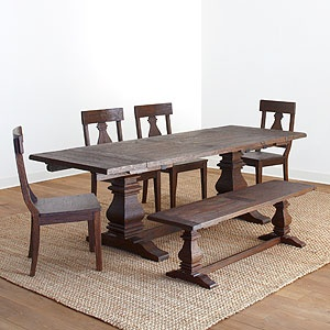 Much Er Option Than Pottery Barn Table But Still A Great Look For The Dining Room Furniture
