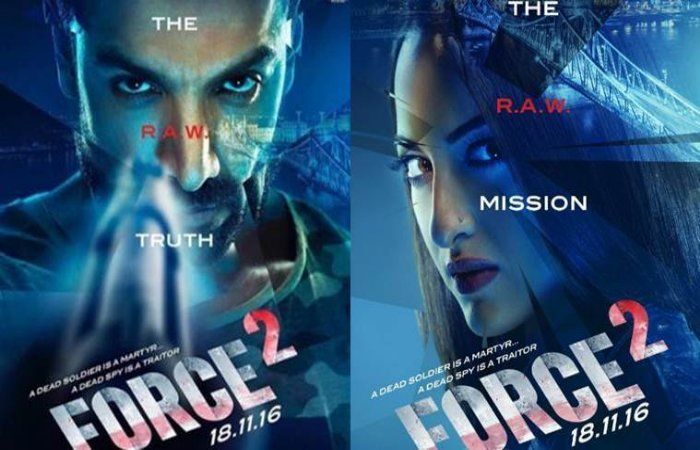Wheels Have Turned Mission Is on Again #Force2 Official Trailer Is Out!