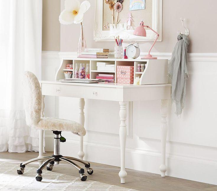 Whitney Writing Desk   Hutch   Pottery Barn Kids Australia. 24 best Charlotte bedroom ideas images on Pinterest   Bedroom