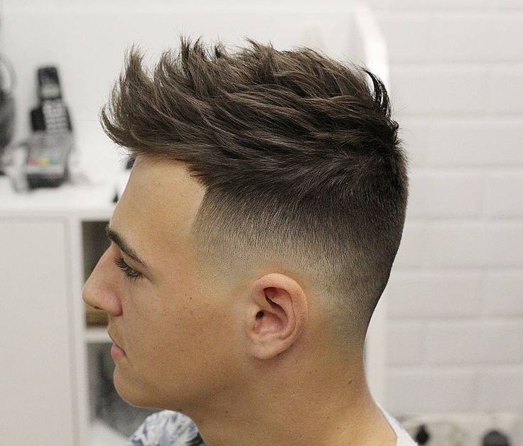 Excellent 1000 Ideas About Mid Fade Haircut On Pinterest Mid Fade Fade Short Hairstyles Gunalazisus